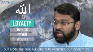 Yasir Qadhi Islamic JIhad Preacher