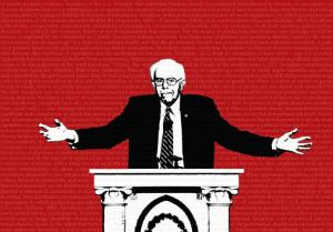 Democratic Socialist Communist Bernie Sanders